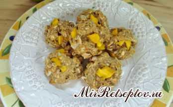 Печенье из манго
