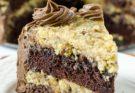 Немецкий рецепт шоколадного торта