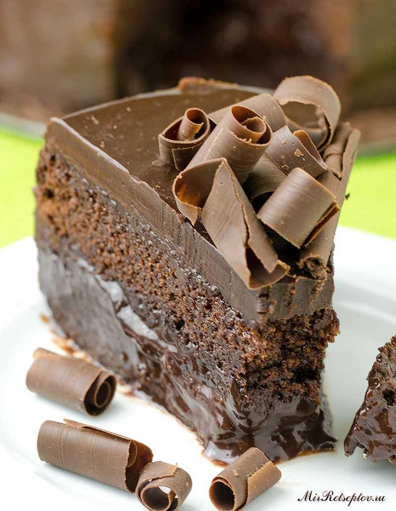 Шоколад, шоколадный торт