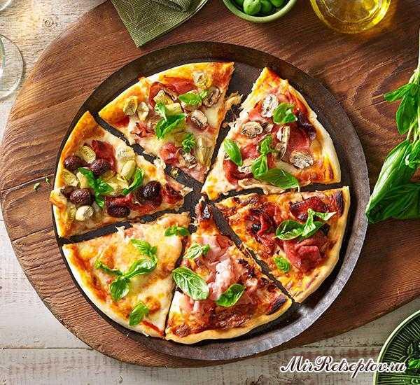 Пицца, как в пиццерии