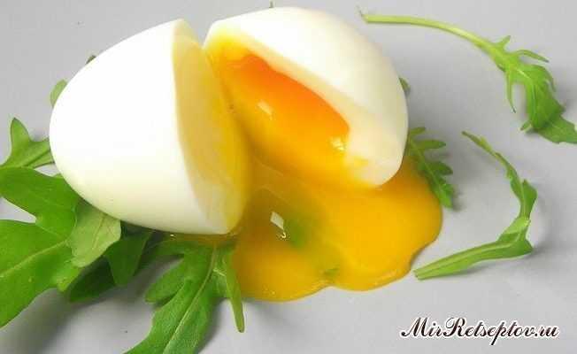 Яичная диета на неделю: подробный план питания