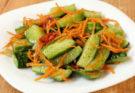 Огурцы по-корейски — самые вкусный рецепт быстрого приготовления
