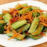 Огурцы по-корейски — самый вкусный рецепт быстрого приготовления