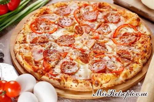 Готовиться итальянская пицца может по-разному, но все варианты объединяет использование ароматного оливкового масла, благоухающих трав – базилика, орегано и т.д. великолепных сыров Пармезан, Пекорино, Моцарелла и других